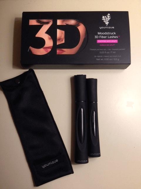 Déballage de la boite de Mascara 3D