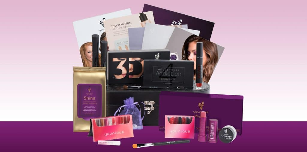 Kit distributrice Younique Septembre 2016