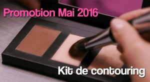 Promotion Kit de Contouring