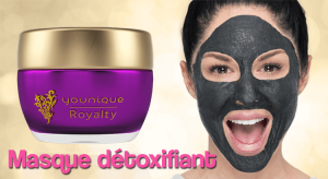 Masque Detox Charbon