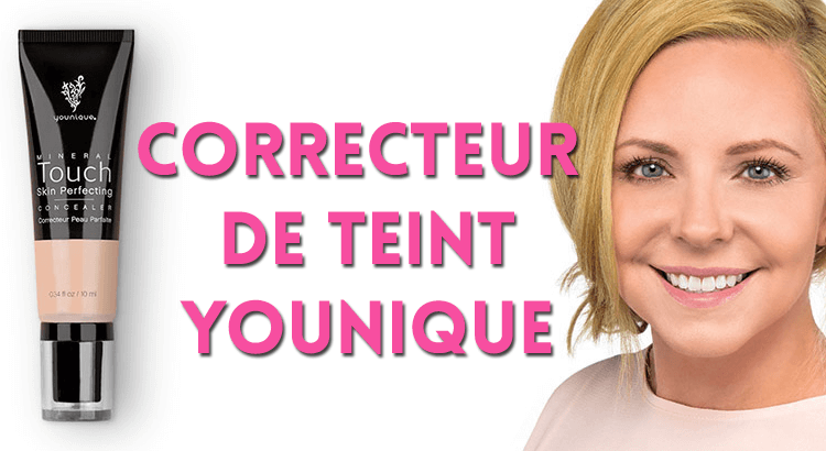 Dissimulateur perfecteur de teint Younique