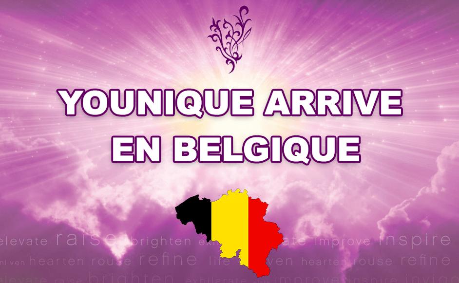 Younique en Belgique
