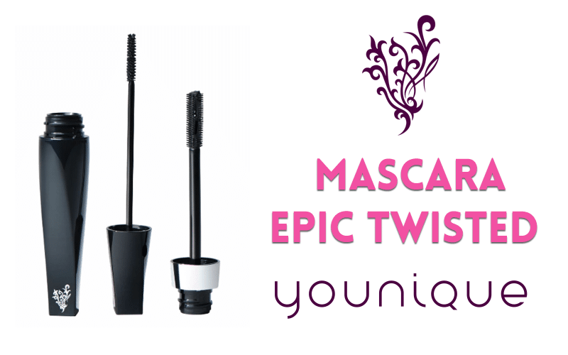 Nouveau Mascara Epic Twisted de Younique